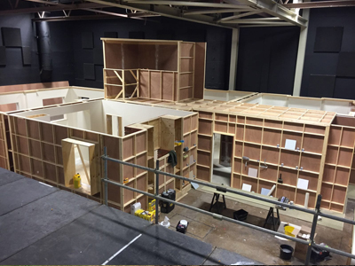 John Foster Construction Television Film Exhibition